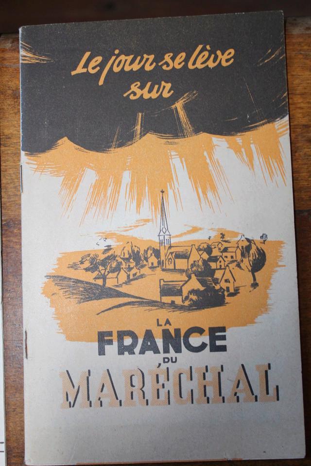 Documents Maréchal Pétain  Img_7714