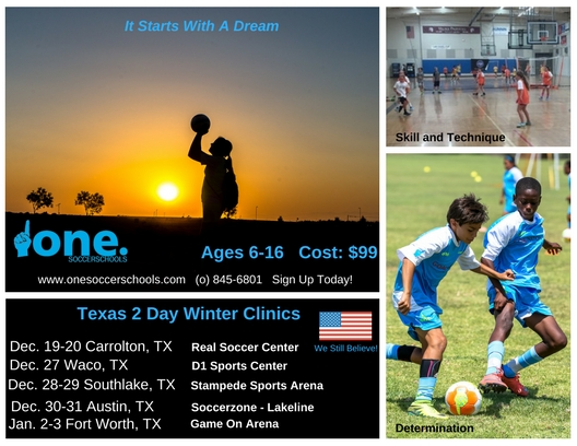 OneSoccer Schools Texas Winter Camps Texas_11