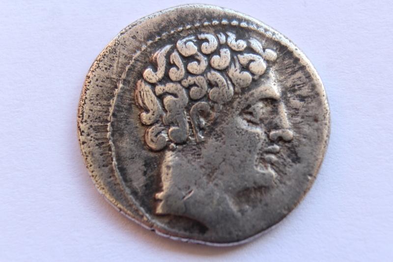 Análisis de un denario de Kese mediante XRF Img_9711