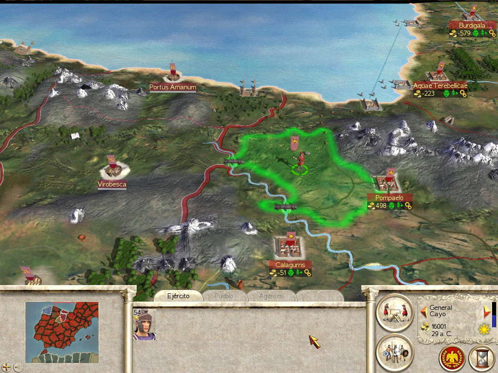 Cantabrian Wars 0.3 E0110