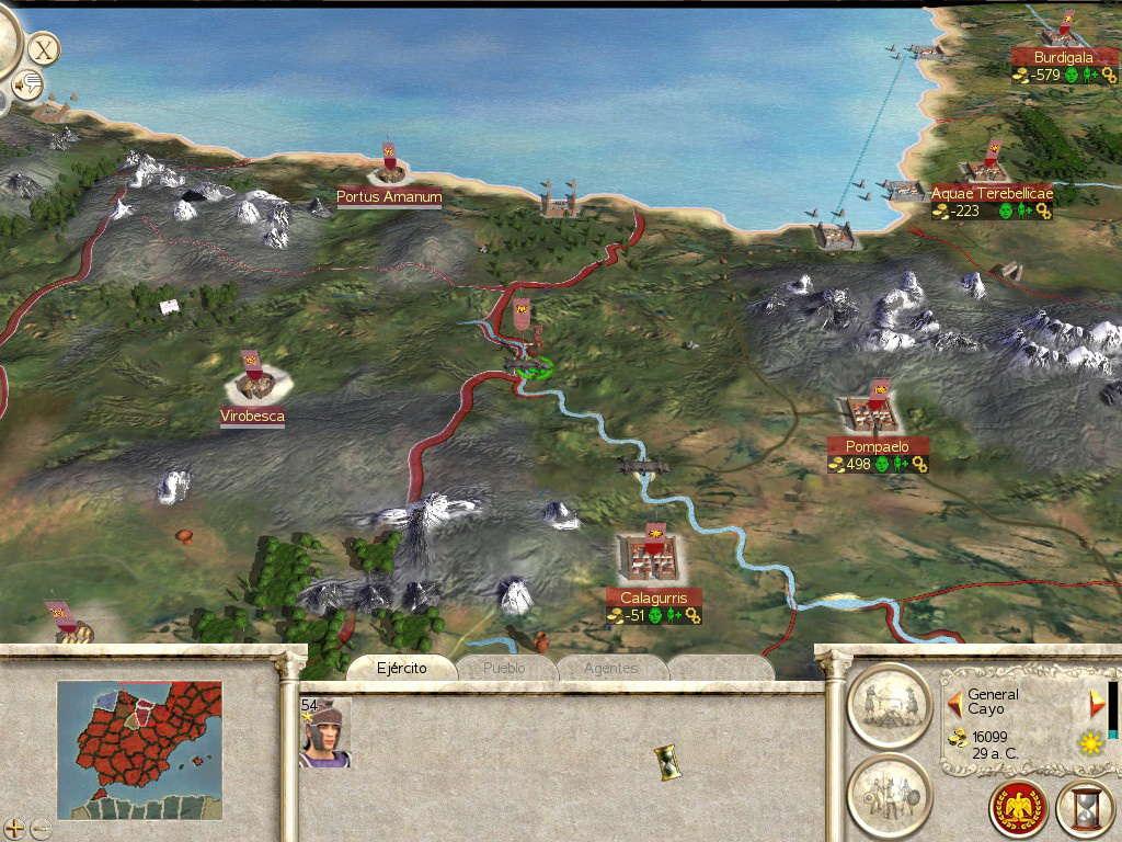 Cantabrian Wars 0.3 E0210