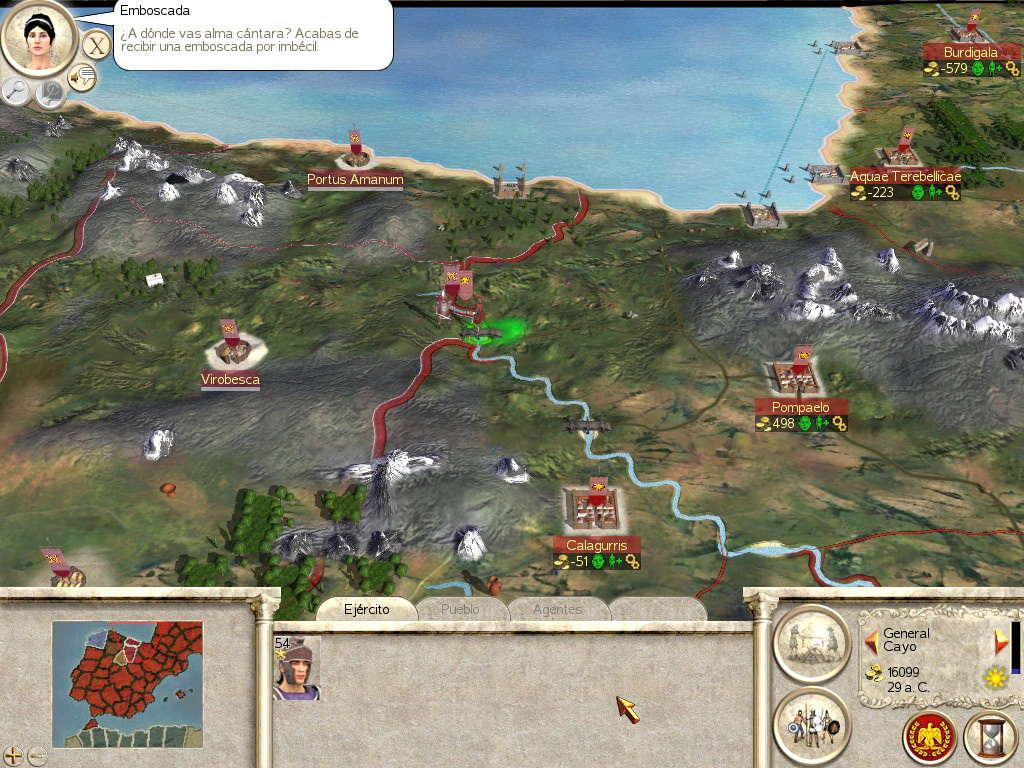 Cantabrian Wars 0.3 E0310