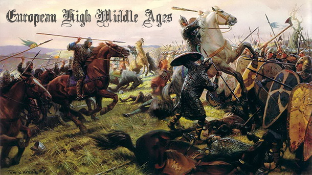 European High Middle Ages 1.3 Europe10