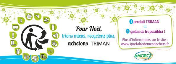 Emballages et recyclage  : le logo Triman est obligatoire  Recycl10