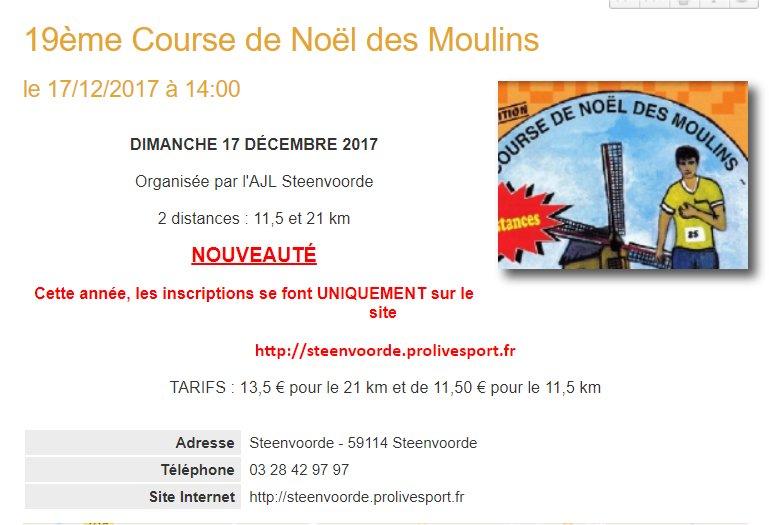 La course des moulins Course10