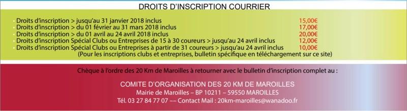 Inscriptions 20km de Maroilles Image115