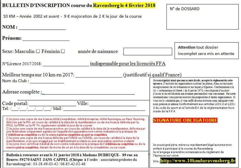 FLEURBAIX - Inscriptions les 10kms du ravensberg - Page 2 Image211