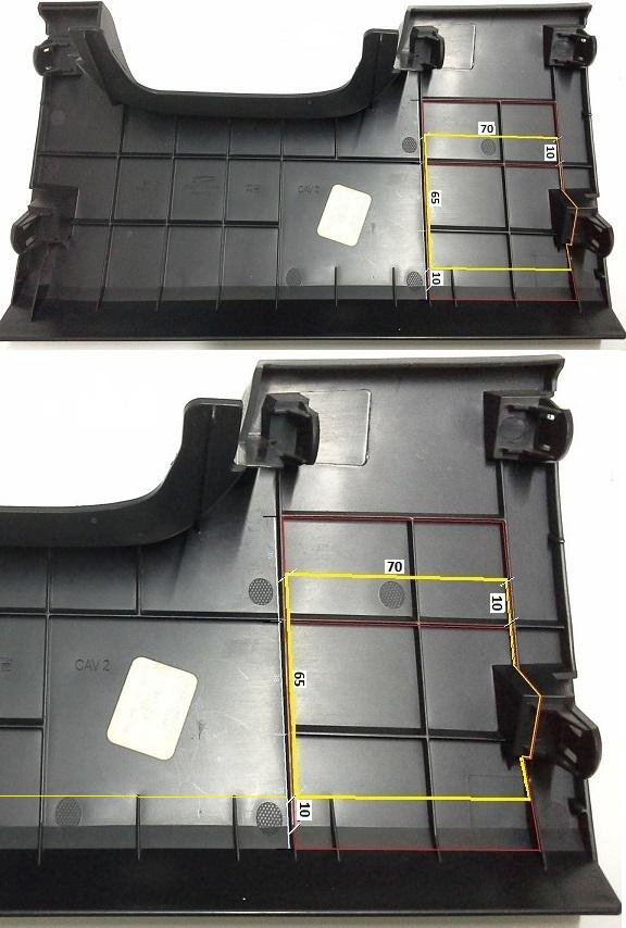 Projeto: acesso à entrada OBD sem remover a tampa de acabamento... Fb5_co10