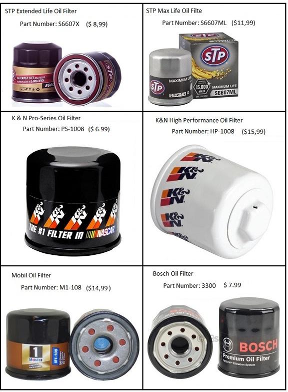 [Nissan March] Tabela de filtros e peças compatíveis - Página 2 Filtro10