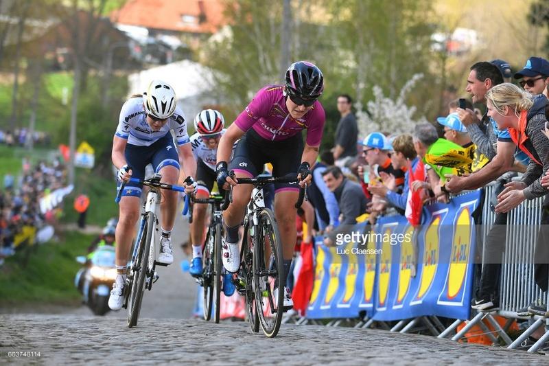 Polla De Ronde van Vlaanderen WWT , válida 16 de la polla anual LRDE Women_10