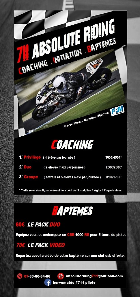 CALENDRIER COACHING BAPTEMES 2018 Final10