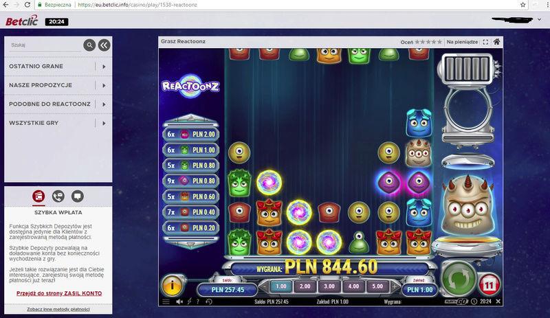 Screenshoty naszych wygranych (minimum 200zł - 50 euro) - kasyno - Page 7 Hehesz10