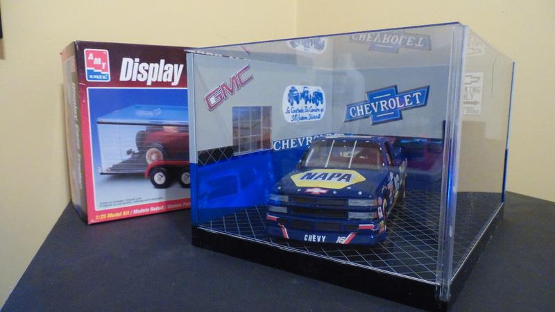 Display Garage Fujimi Comple11