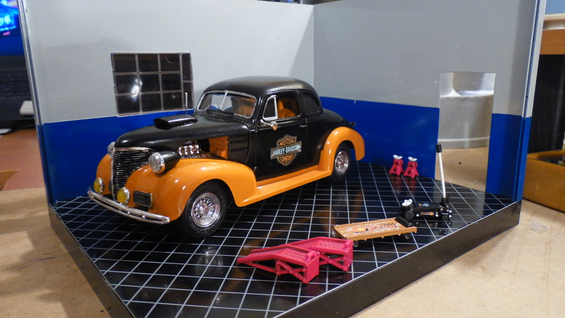 Display Garage Fujimi Sam_6910