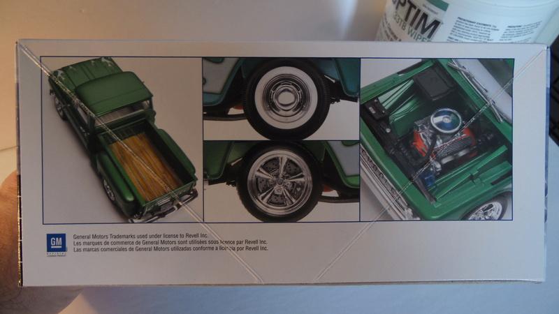 Nouveau Projet Chevrolet Pickup 65 Stepside Sam_8711