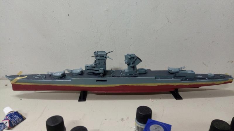 Successeur du croiseur Algerie au 1/400 P_201774