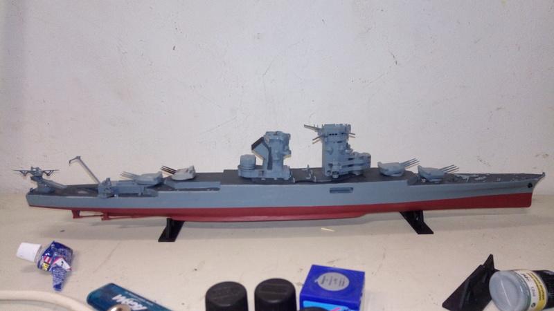 Successeur du croiseur Algerie au 1/400 P_201777