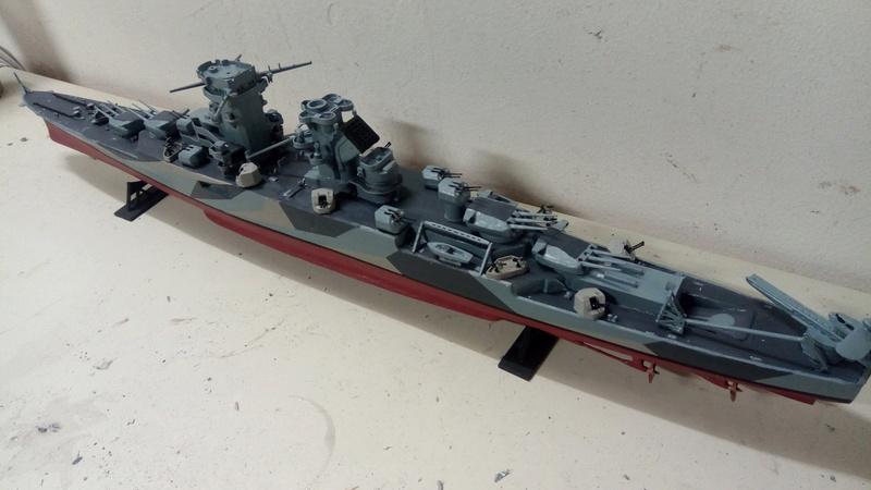 Successeur du croiseur Algerie au 1/400 P_201779