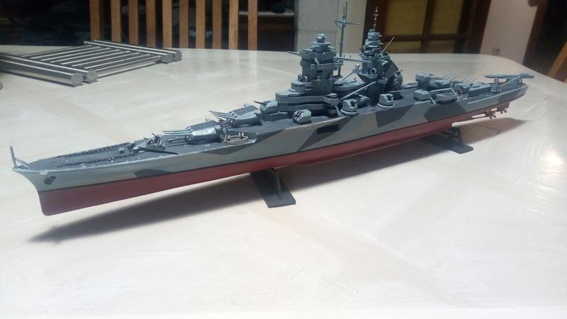 Successeur du croiseur Algerie au 1/400 P_201785