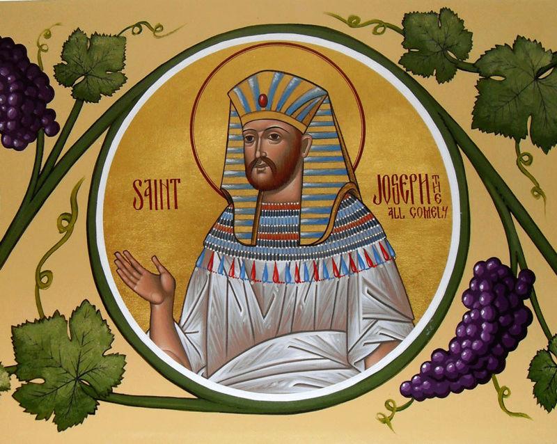 Saint Joseph, Gardien de Jésus Saint-10