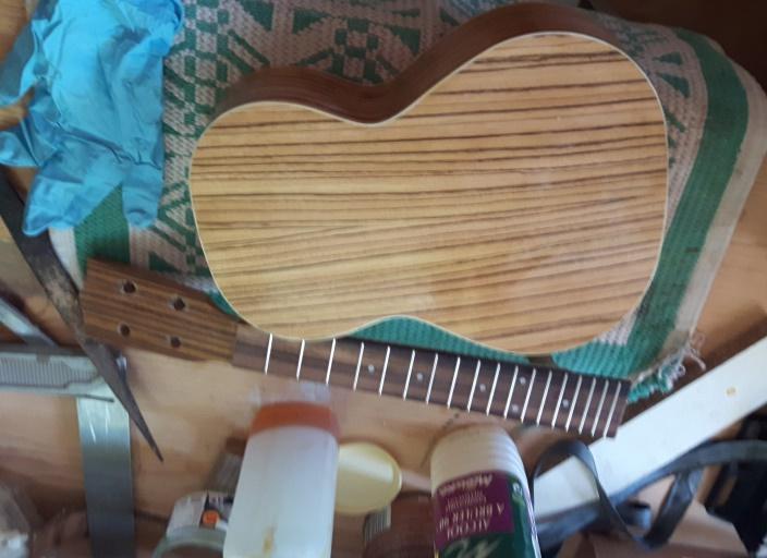 Les guitares d'un luthier aussi amateur que passionné ... - Page 28 20180510