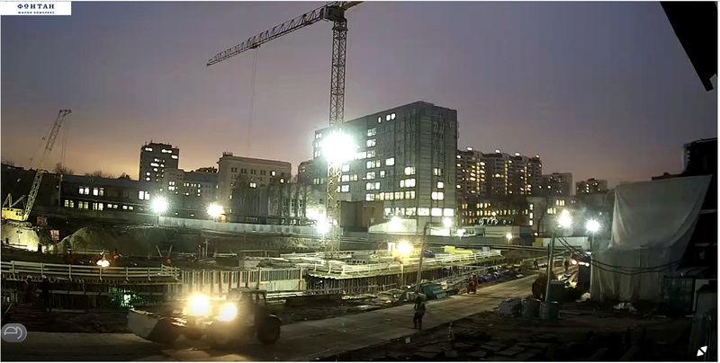Веб-камеры на площадке строительства ЖК «Серебряный фонтан»  - Страница 2 Bj07sf10