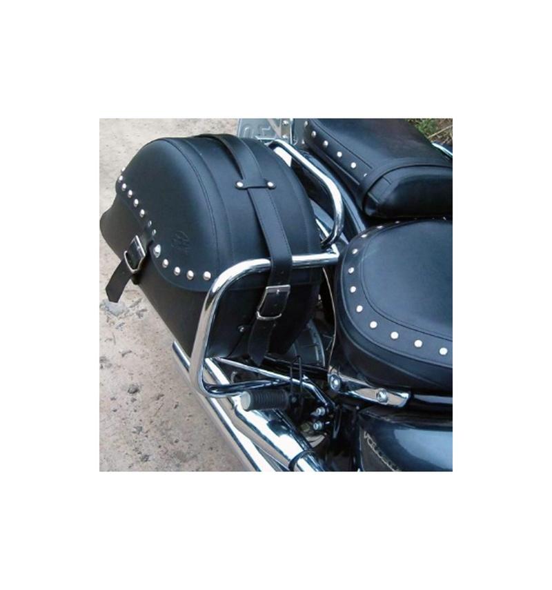 Rear Crash bars Chrome11