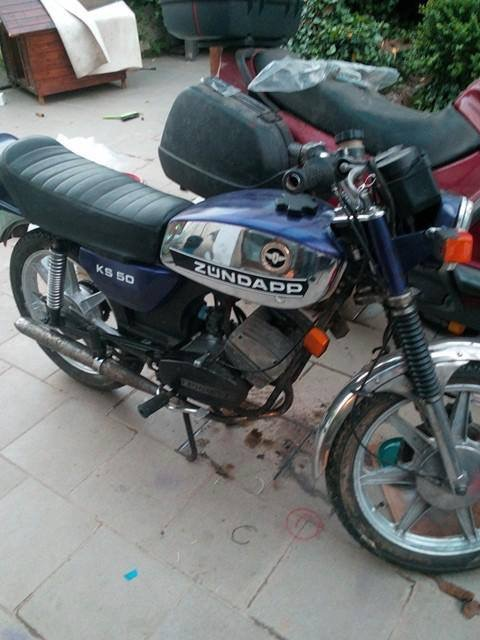 Zundapp ks50 1978  06331f10