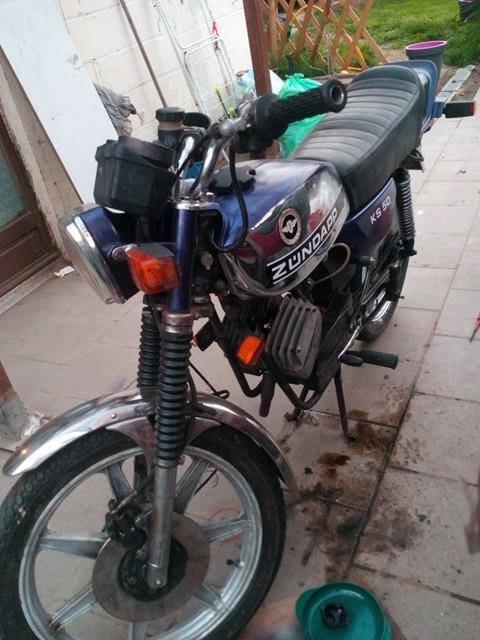 Zundapp ks50 1978  6f663810