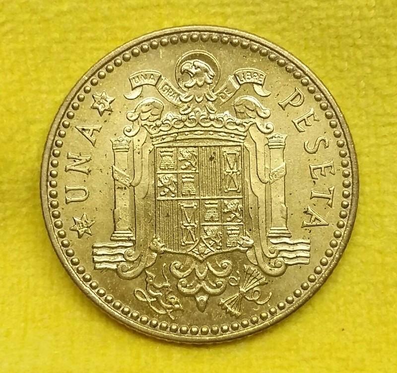 1 Peseta 1947 (*E-51). Estado Español 20171213