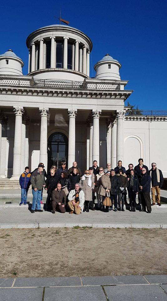 16-12-2017 Visita guiada al Real Observatorio Astronómico Nacional 2017-115
