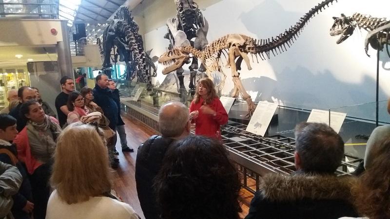 14-04-2018 Visita guiada a la sección de Geologia y Paleontología del Museo Nacional de Ciencias Naturales 2018-016