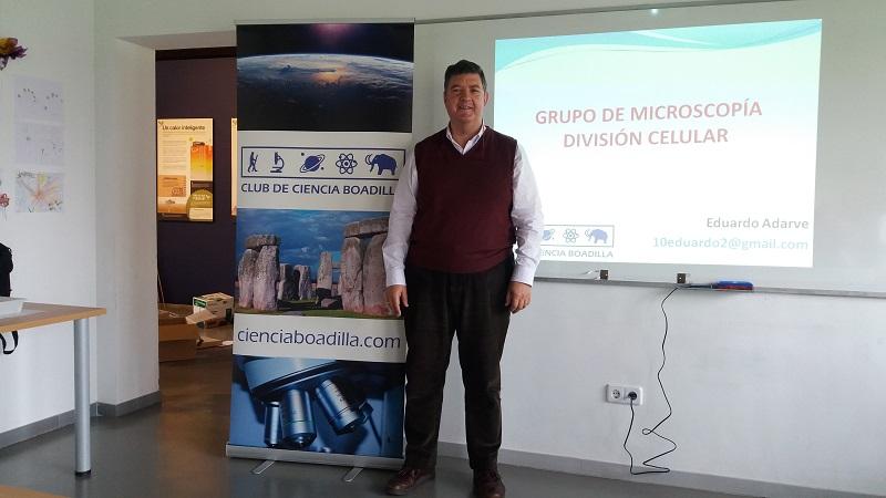 21-04-2018 Seminario se Microscopía: División Celular (Eduardo Adarve) 2018-018