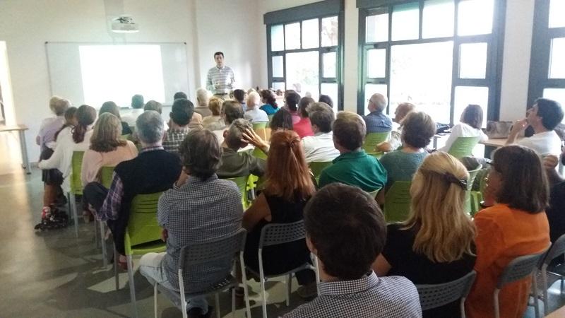 29-09-2017 Conferencia: El origen de Homo sapiens ¿qué sabemos y qué no sabemos? (Roberto Sáez) Confer10
