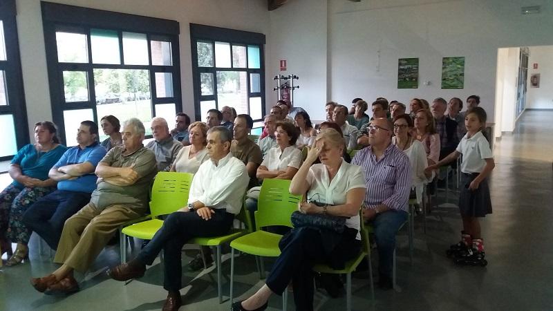29-09-2017 Conferencia: El origen de Homo sapiens ¿qué sabemos y qué no sabemos? (Roberto Sáez) Confer11