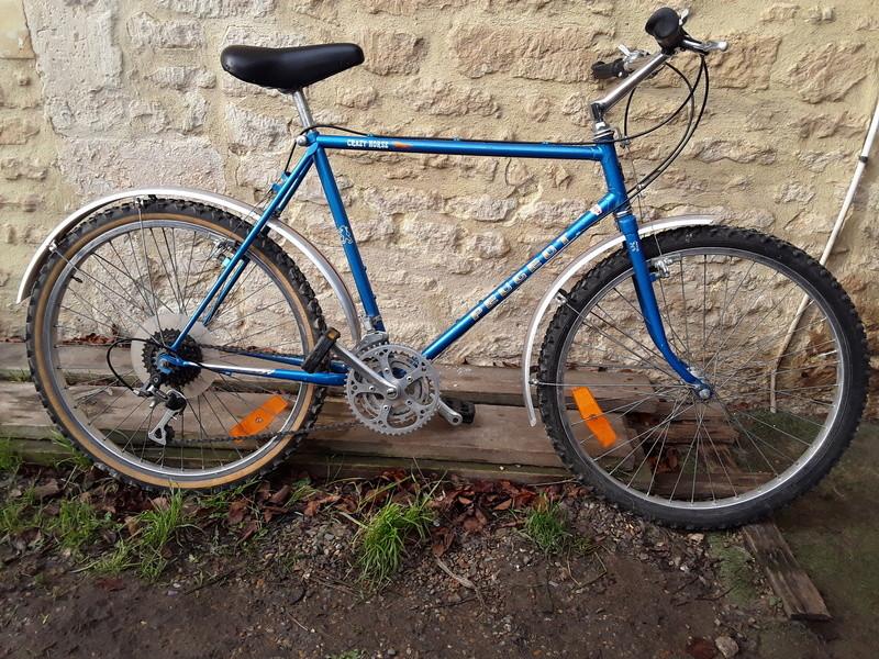 Vtt Peugeot crasy horse vtt1 bleu entre 1982 et 1984 ? 20180118