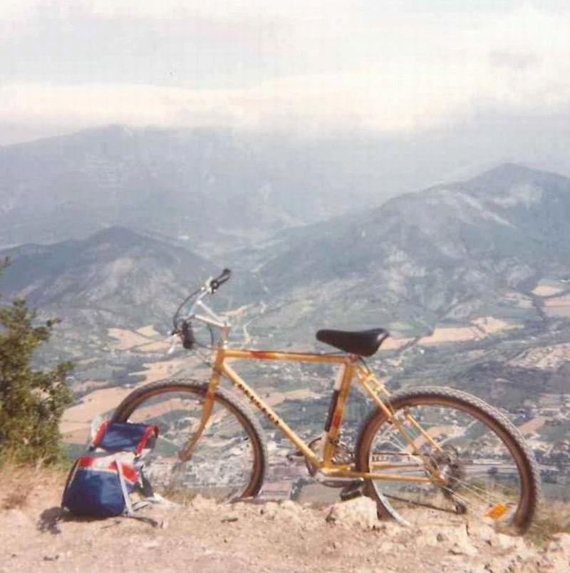 Vtt Peugeot crasy horse vtt1 bleu entre 1982 et 1984 ? 20180159
