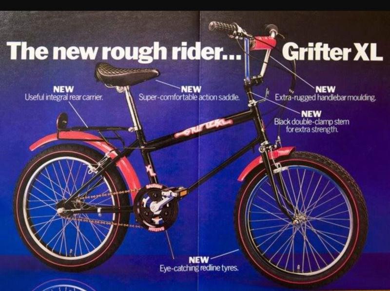 Raleigh Grifter XL 1981 20180171