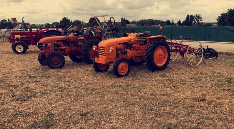 Tracteur vintage  20180333