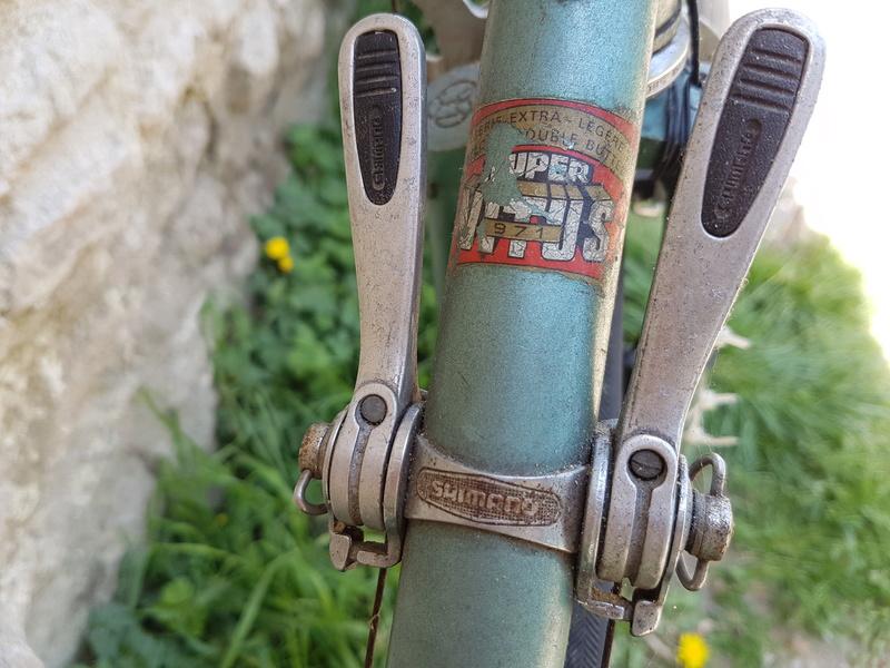 Gitane vuelta super vitus 971 (1976) 20180551