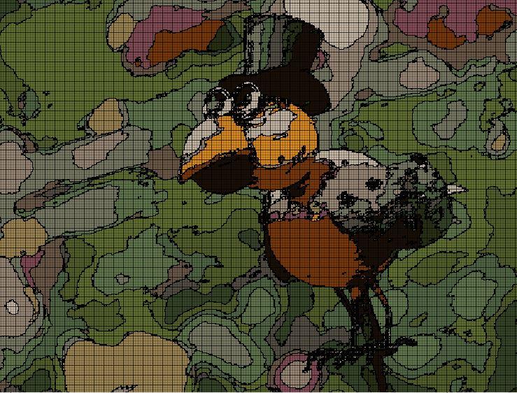 Crosti :  pt'it logiciel gratuit pour réaliser des canevas Caneva11
