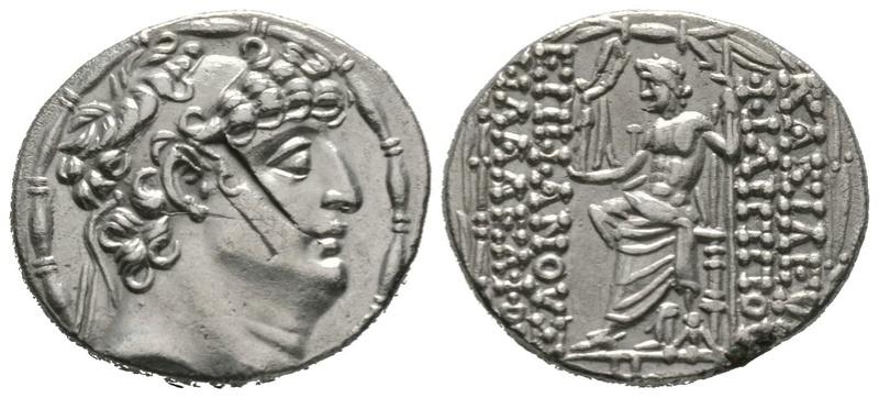 Tetradracma Filipo I Filadelfo Philip10