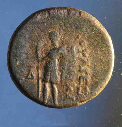 Bronze syrien pour la cité de Laodicée en Séleucide & Piérie ... Nc_69910