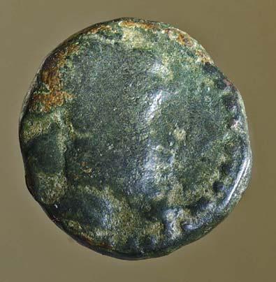"""Bronze séleucide pour Antiochos III """"à l'éléphant ... Nc_75411"""