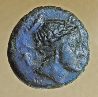 grecque au taureau Nc_75510