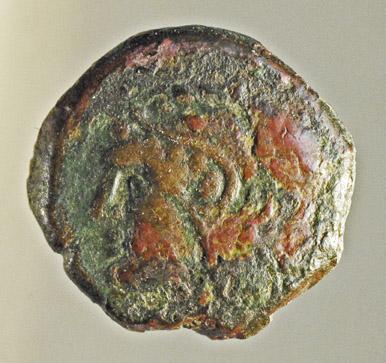 Cheval et tête de style alexandrin Nc_76012
