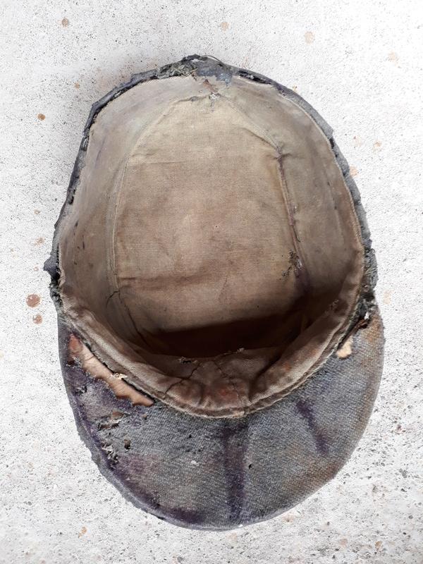 Feldmütze à identifier  20171214