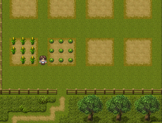 [RPG Maker ACE]  Farm Chronicles (Anuncio de proyecto y breve avance) Captur11