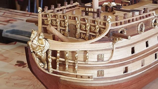 Le HMS Prince 1670 de Constructo au 1/61e de Captain Chris - Page 5 Macro_13