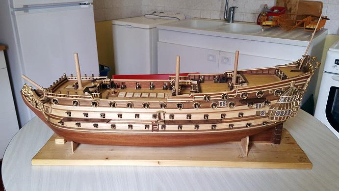 Le HMS Prince 1670 de Constructo au 1/61e de Captain Chris - Page 6 Porte_15